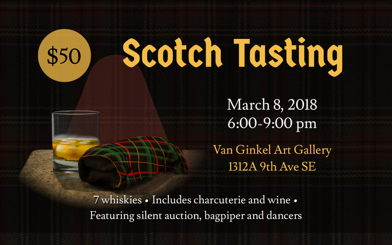 Renovation for: Scotch Tasting